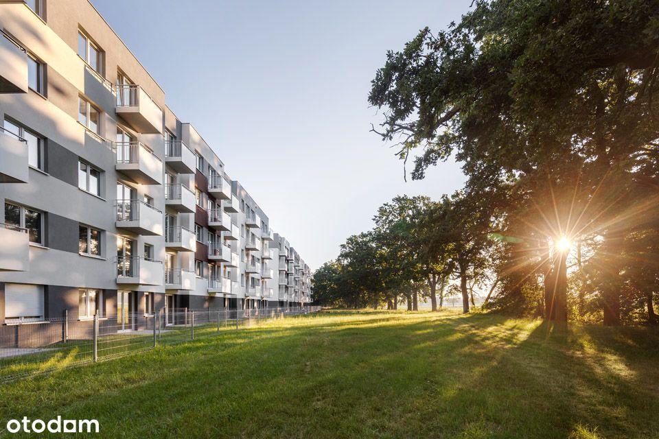 HIT/ M-3/Mieszkanie z ogródkiem/ B5_K3_0A1