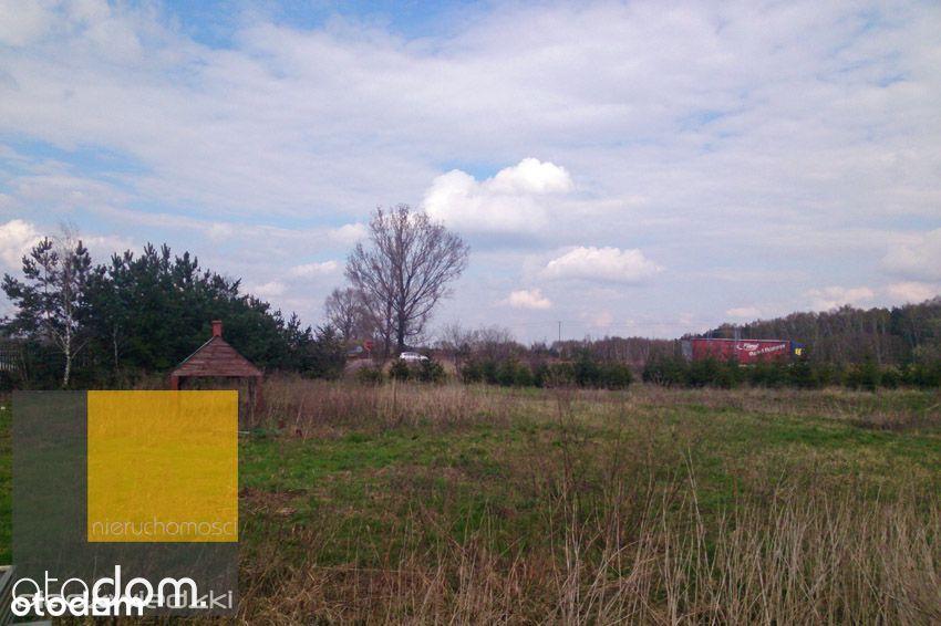 Działka, 5 324 m², Nekla