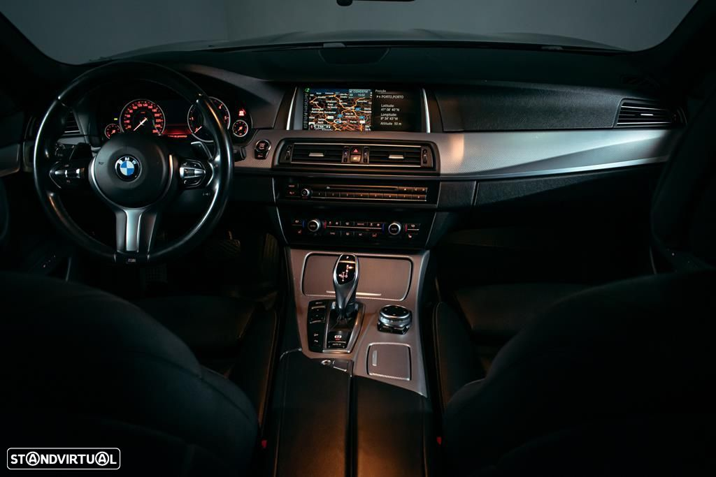 BMW 535 d Touring XDrive Pack M Auto - 7
