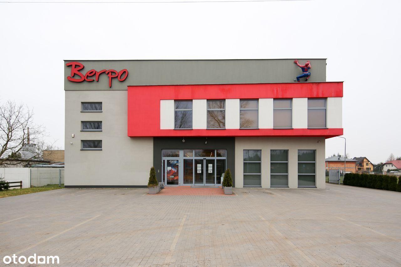 Budynek handlowo - usługowo - biurowy w Złotnikach