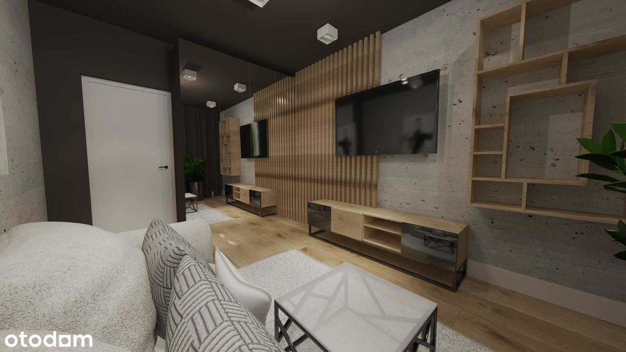 Dwupoziomowy apartament w stylowej willi !!!