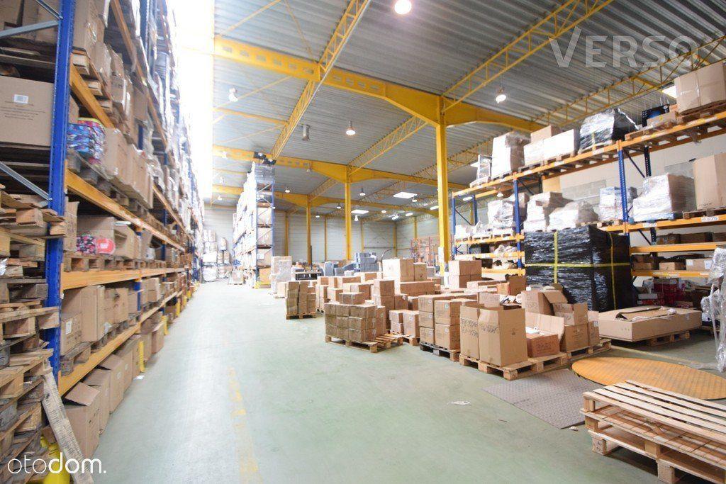 Magazyn/warehouse 2740 sqm. We speak english.