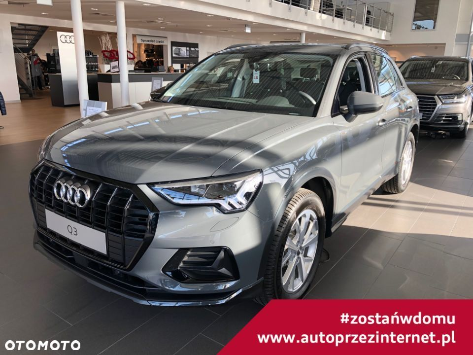 Audi Q3 35TFSI 150KM Stronic Advaced Rata 1182pln netto - 3