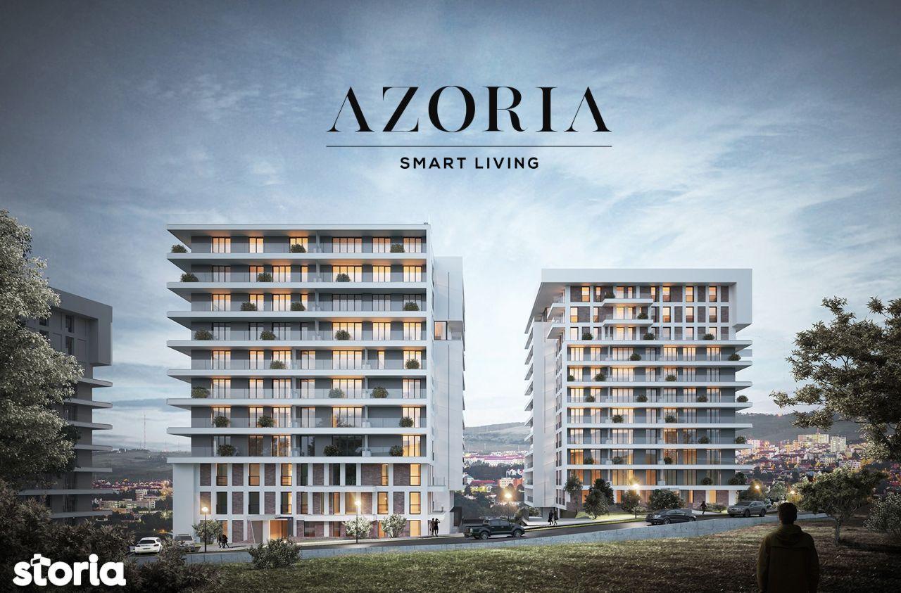 Ansamblul rezidential AZORIA