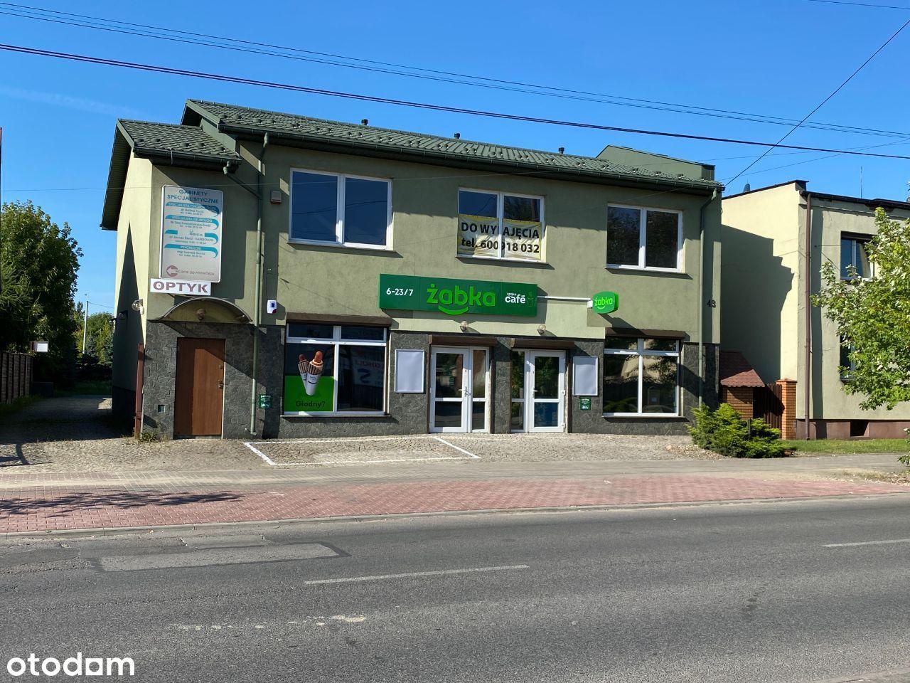 lokal usługowo-biurowy w Skarżysku-Kamiennej