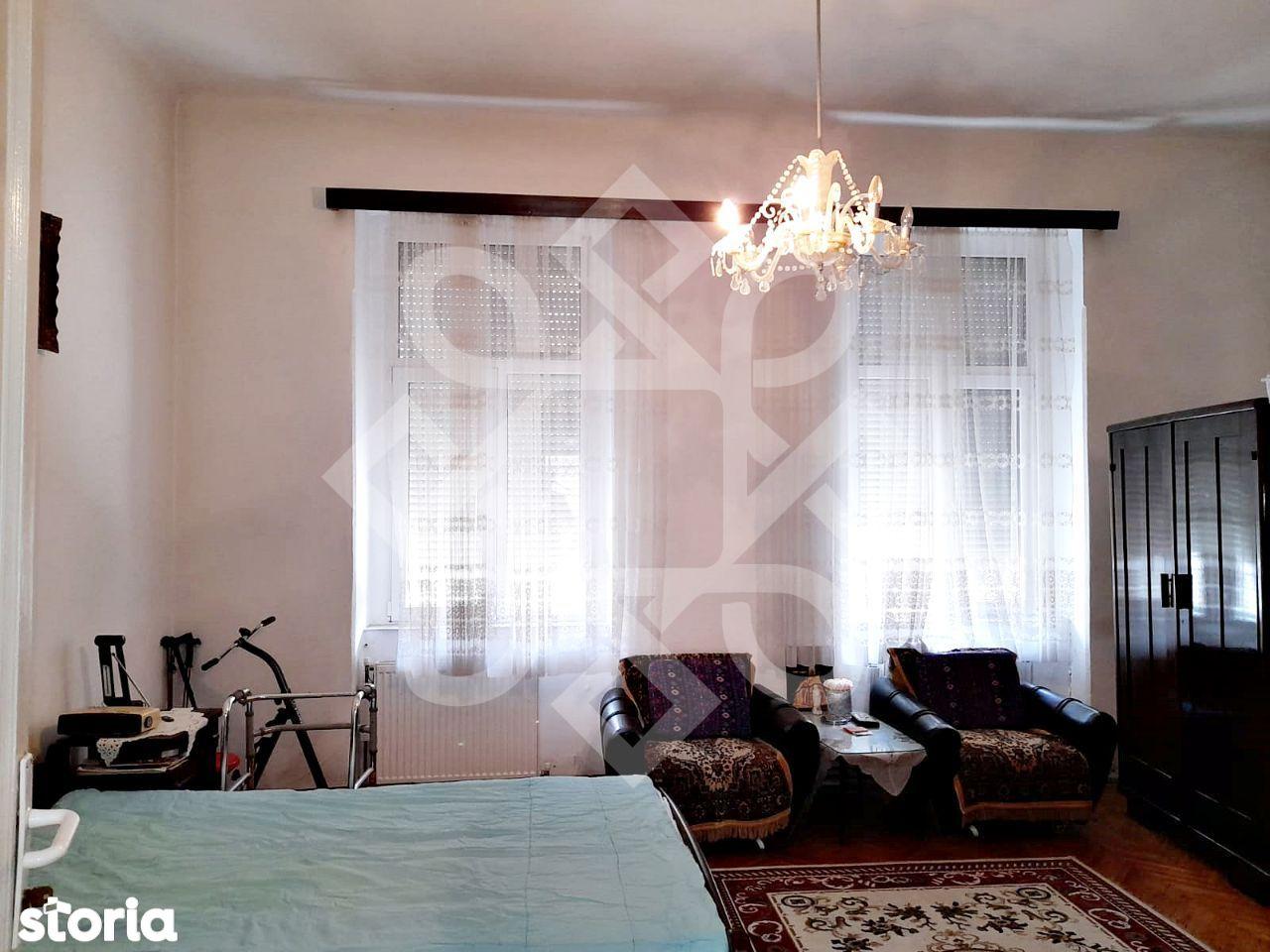 Apartament la casa de vanzare, ultracentral, Oradea