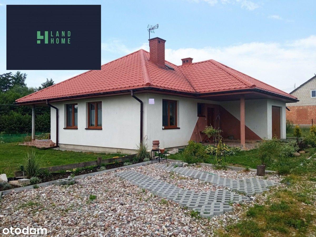 Parterowy dom na wsi Głodowo godz od Warszawy