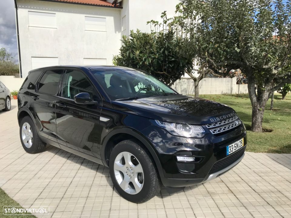 Land Rover Discovery Sport 2.0 eD4 HSE - 10