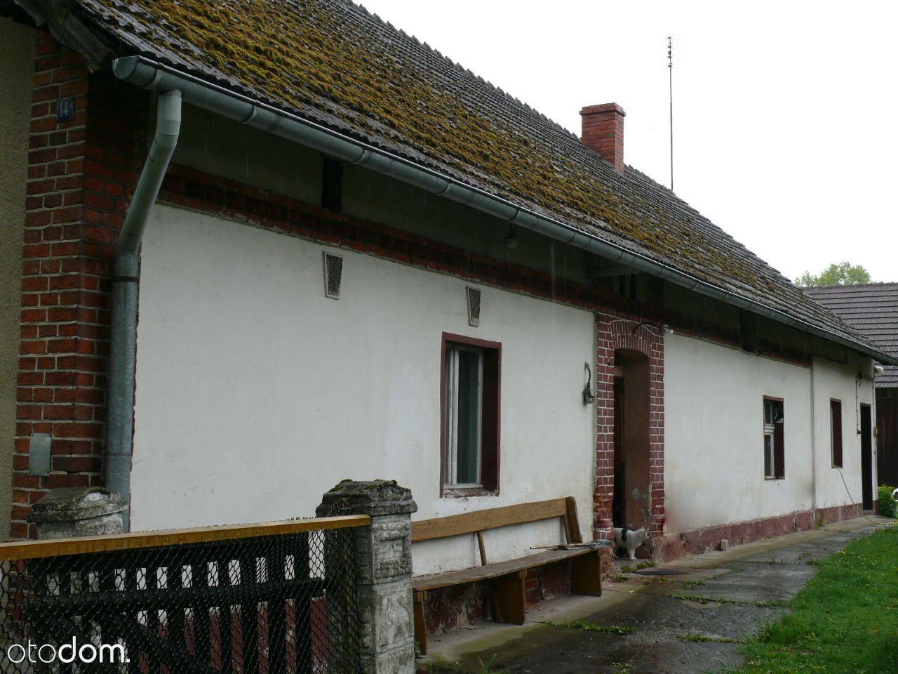 Dąbrówka Dolna–dom o pow. 140 m2 - 43 ar.