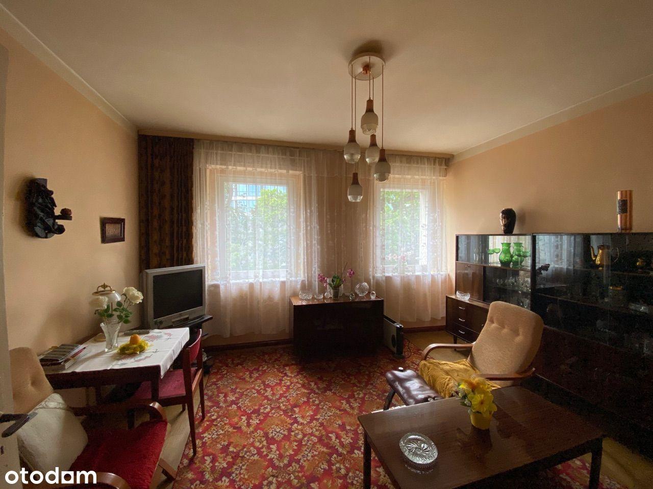 3 pokoje (65,9m2) blisko Centrum al. Piastów
