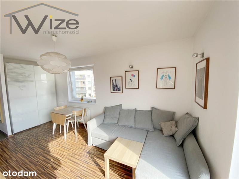 2 pokojowe mieszkanie na Chełmie