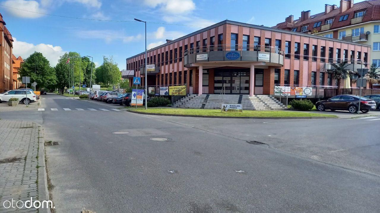 Gabinet-Biuro-Lokal Usługowy W Centrum Z Parkingie