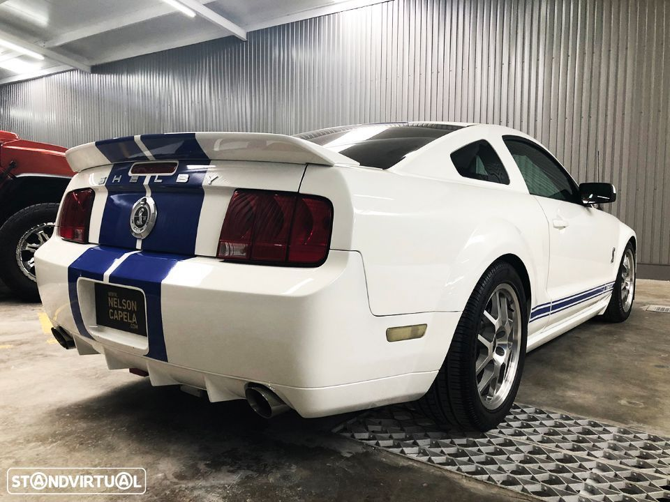Ford Mustang Shelby GT500 V8 5.4 Supercharged - 7