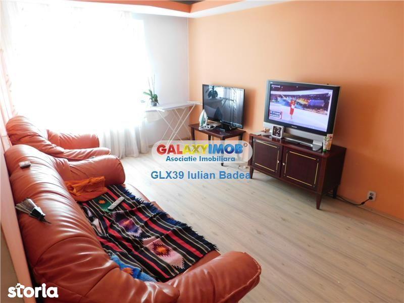 Apartament 4 camere  P\/8 -bloc 1984 - Camil Ressu - Parc Titan