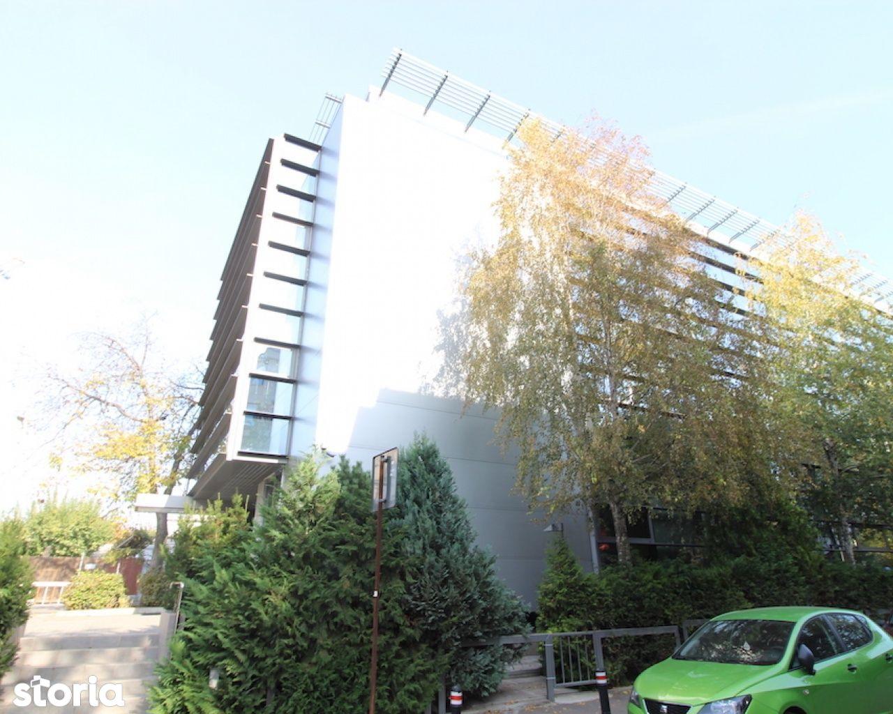 Spatii birouri - zona Aviatiei - Cristal Palace