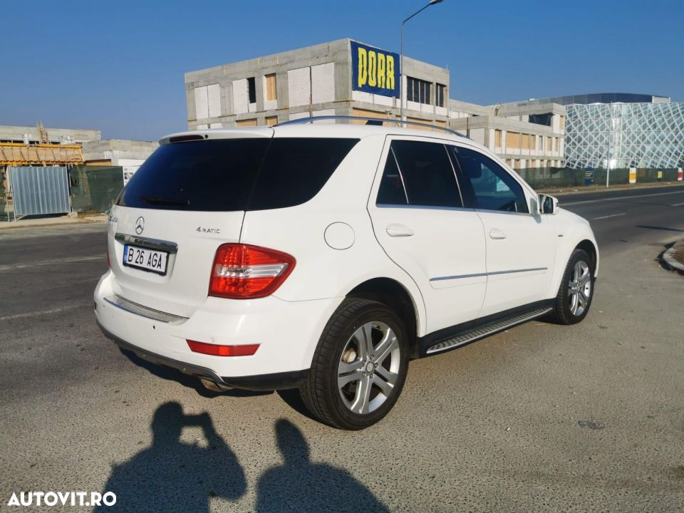 Mercedes-Benz ML - 7