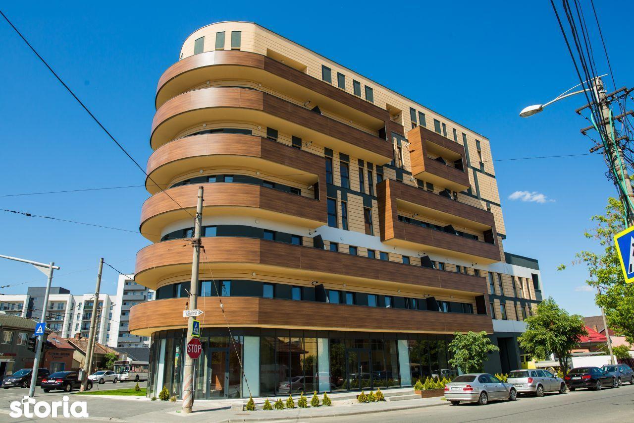Apartament cu 2 camere, în cartierul Mărăști, strada Fabricii