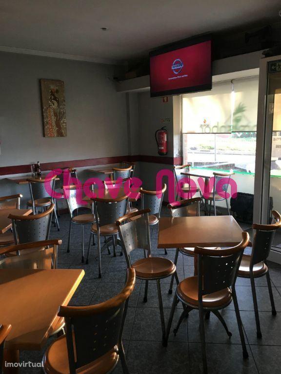 Trespasse Restaurante/café em São João da Madeira - SMF/01358