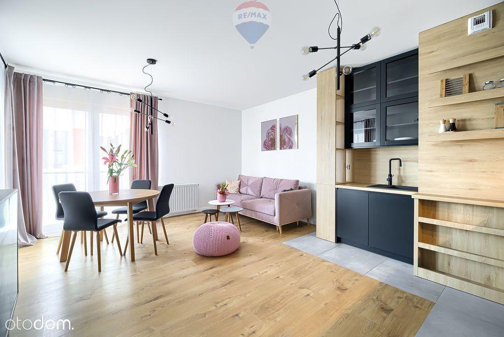 Luksusowy apartament 3 pokoje na Grunwaldzie