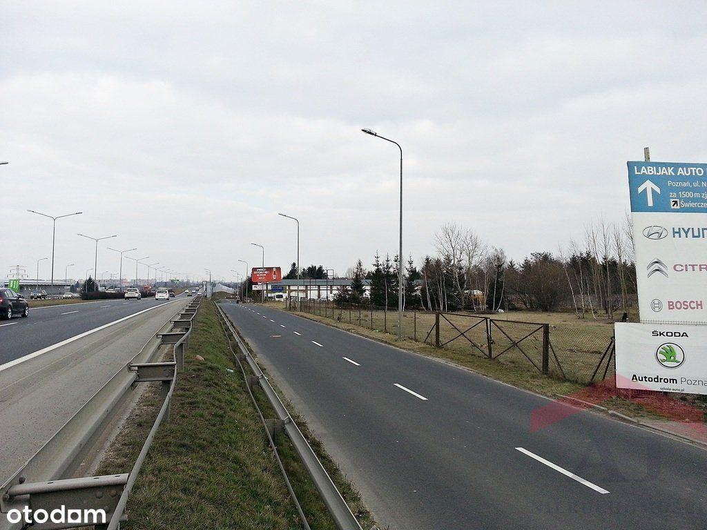 Działka do wynajęcia Poznań, super lokalizacja