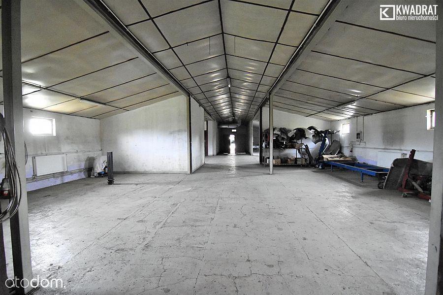 Hala 950 m2 na działce 4800 m2- Sławinek!!