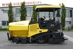 Bomag BF 300P , 6X4 , Work width 3,4 + 0,6m , SideView , auto-greasing - 2