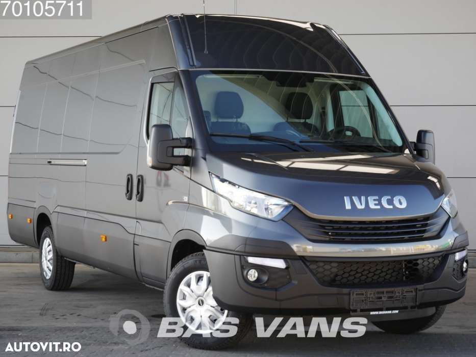 Iveco Daily 35S16 Airco Cruise control 3 Zits Nieuw L3H2 16m3 A... - 3