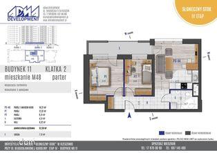 3 - pokojowe mieszkanie M48
