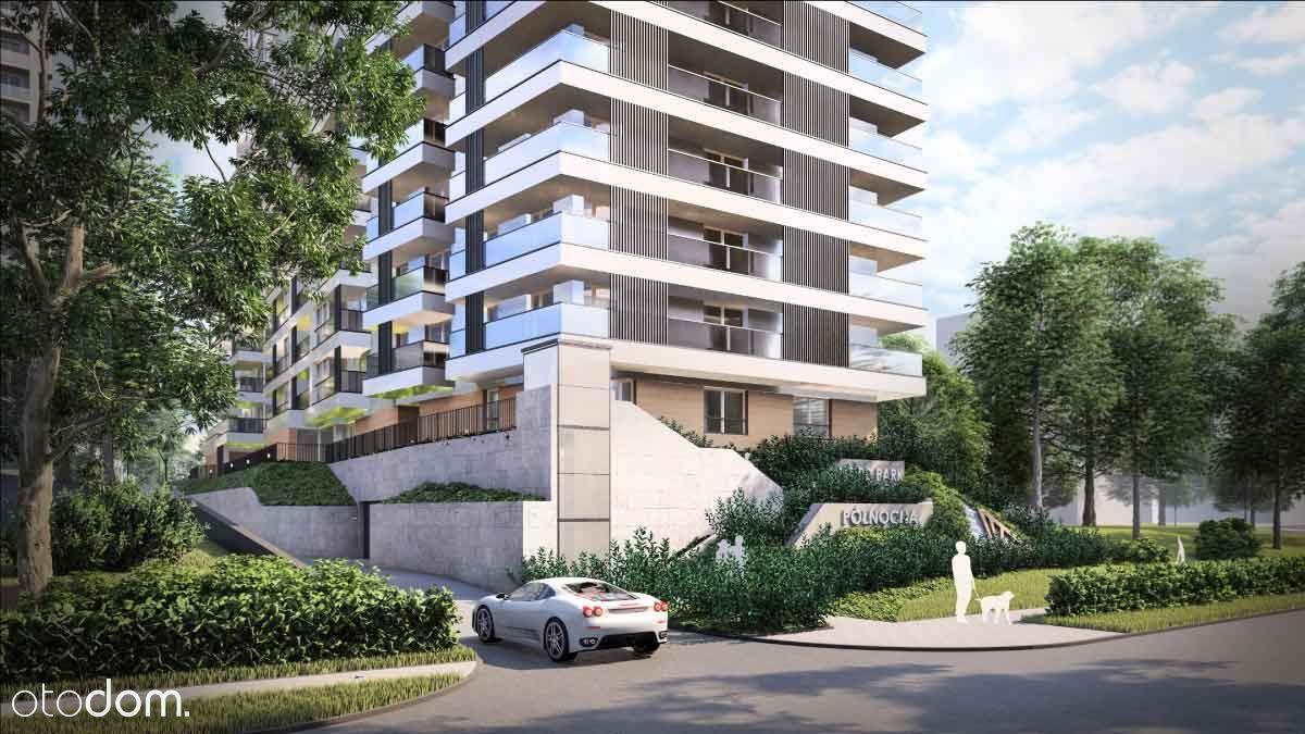Dwupokojowe Mieszkanie North Park A35