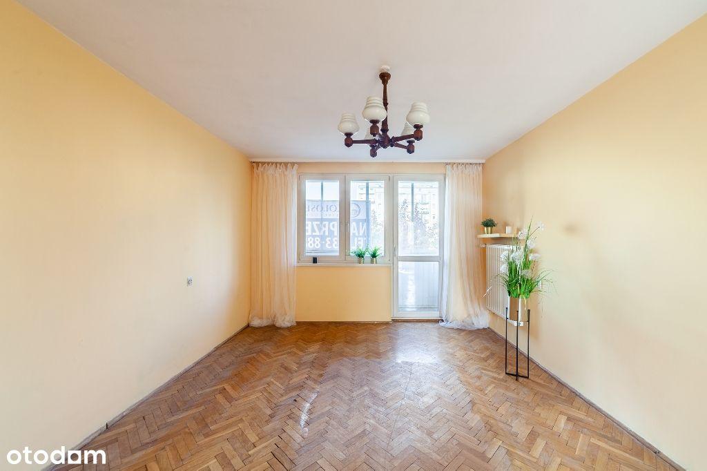 2 pokoje z balkonem, świetna lokalizacja!