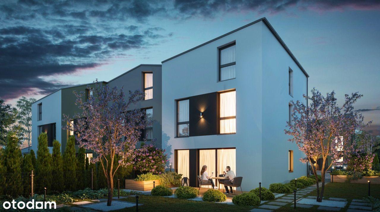 Brzozowa Residence- Segment Skrajny, Pompa ciepła
