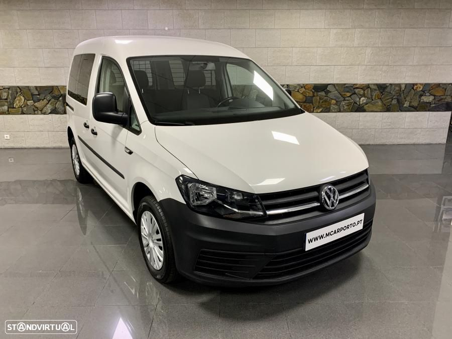 VW Caddy 2.0 TDI 3L Bluemotion - 1