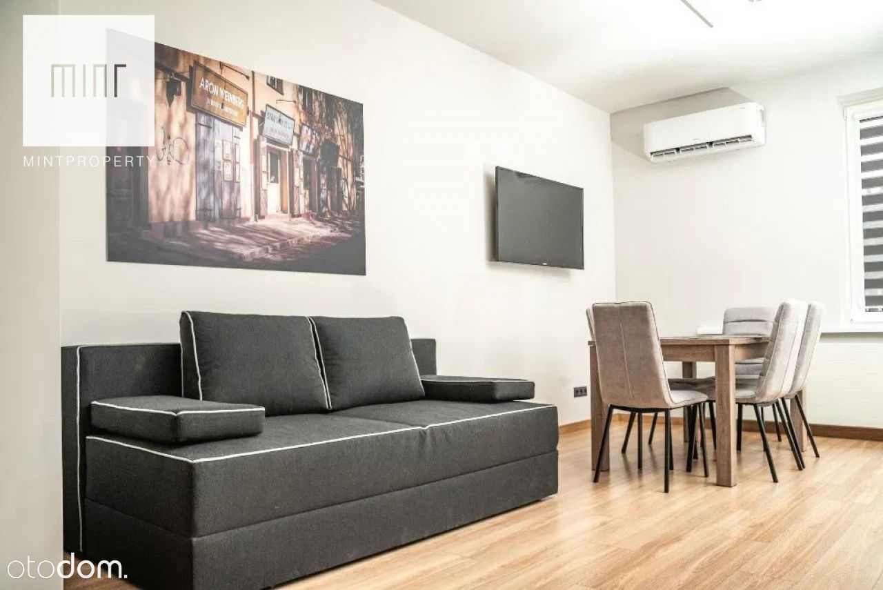 Dwupokojowy apartament, 55 m2, Wiślisko
