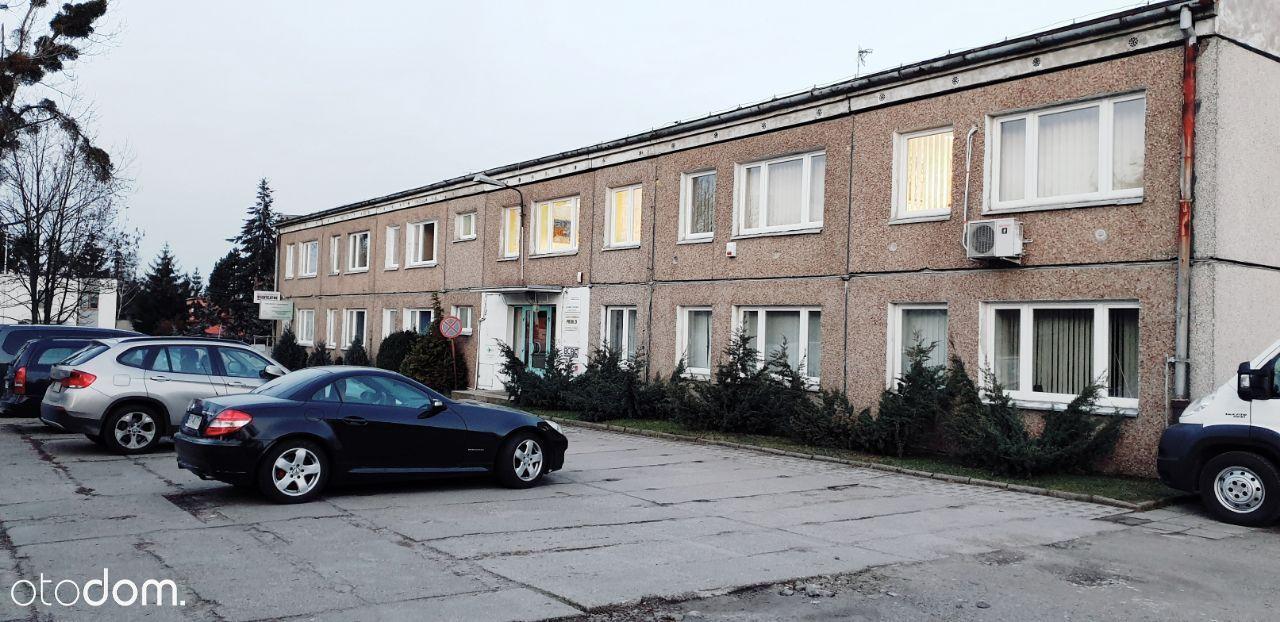 Poznań, Sarmacka - miejsce parkingowe