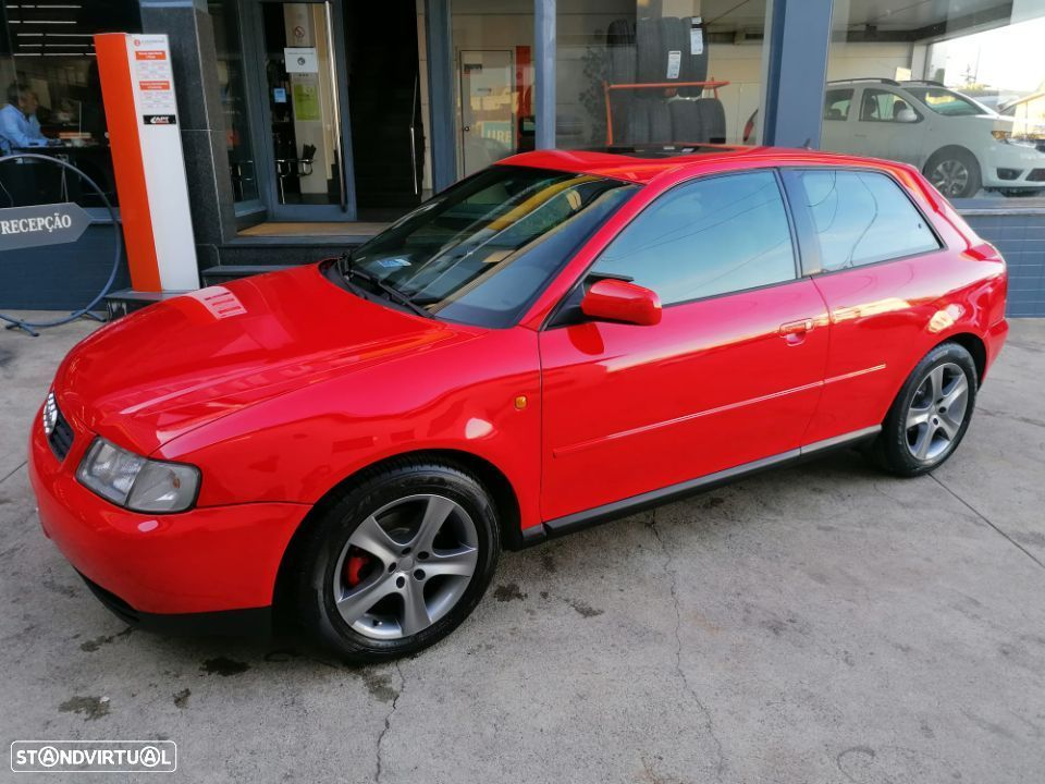 Audi A3 1.8 Attraction - 26