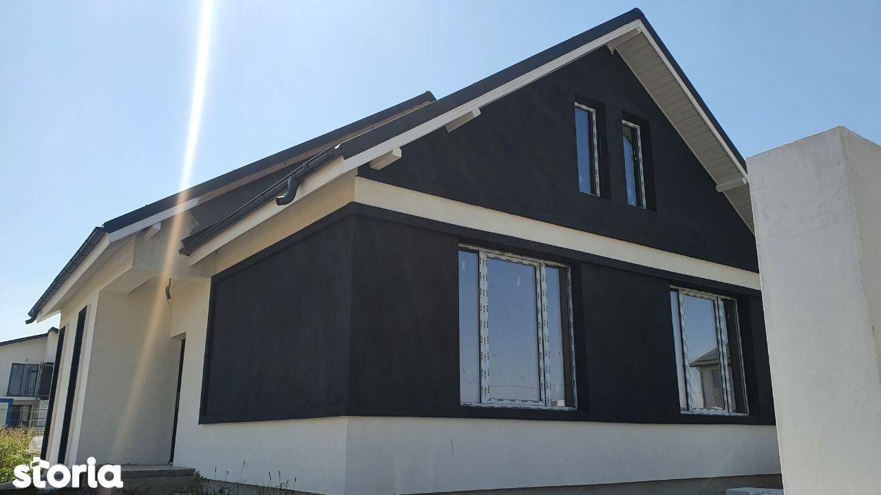 Casa etaj mansardat 112 mp utili Concept Residence Park Berceni