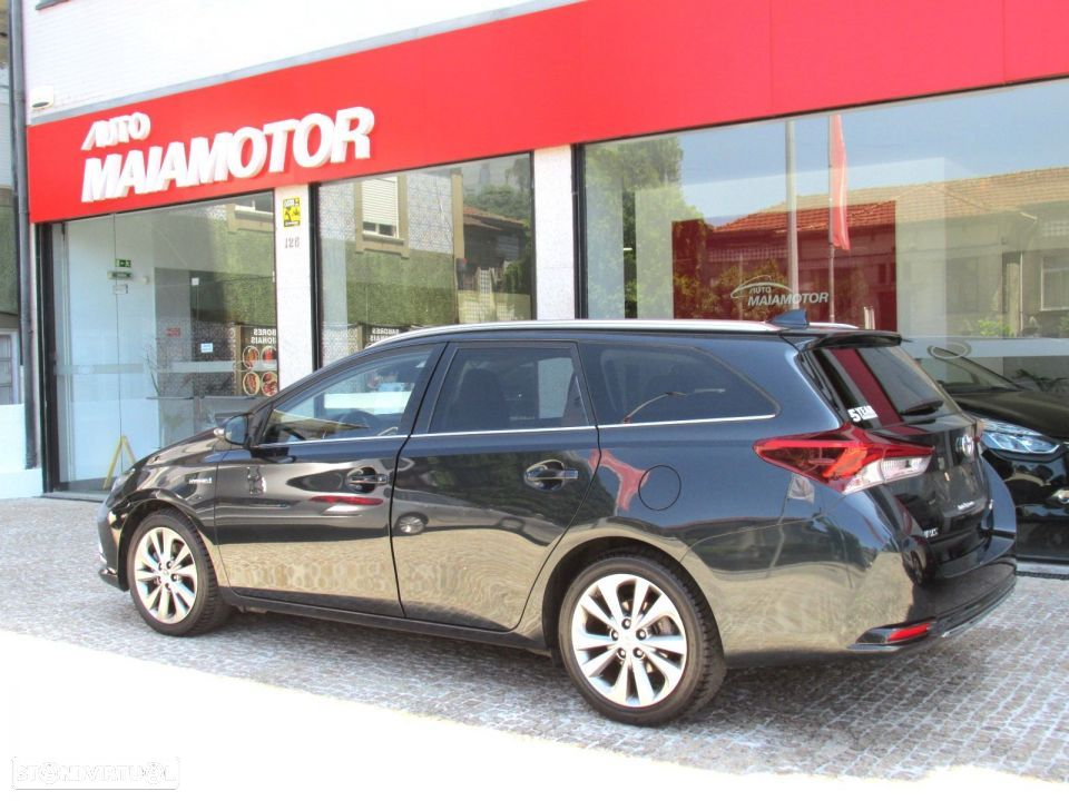 Toyota Auris Touring Sports 1.8HSD EXCLUSIVE HYBRID - 1