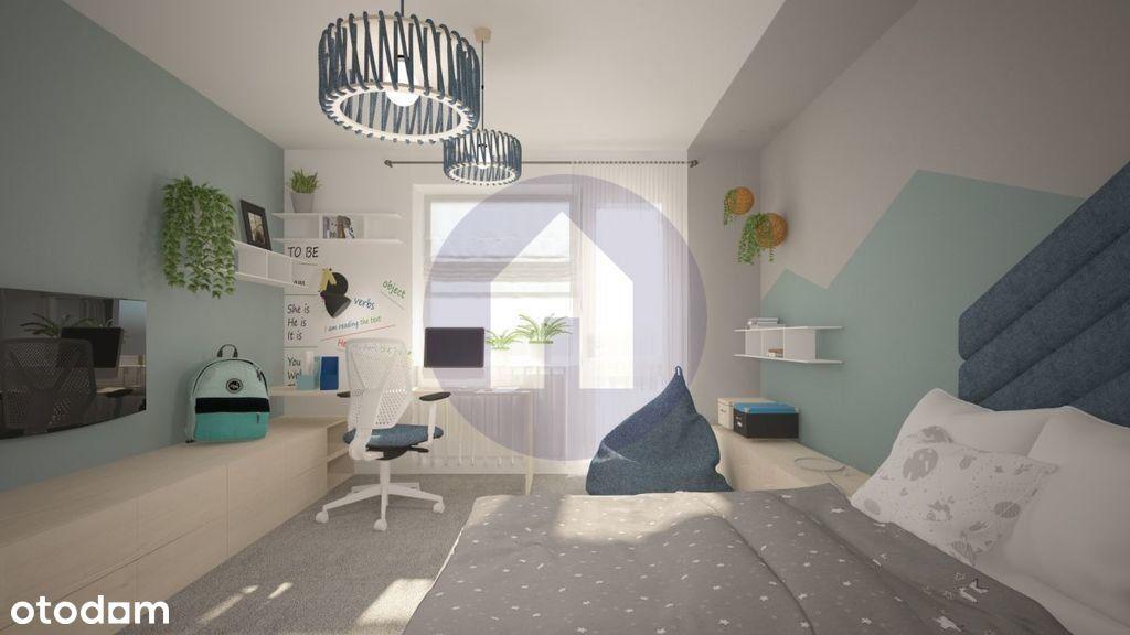 Apartament 45,73 m2 / 1 p / Balkon / Winda / 4Q