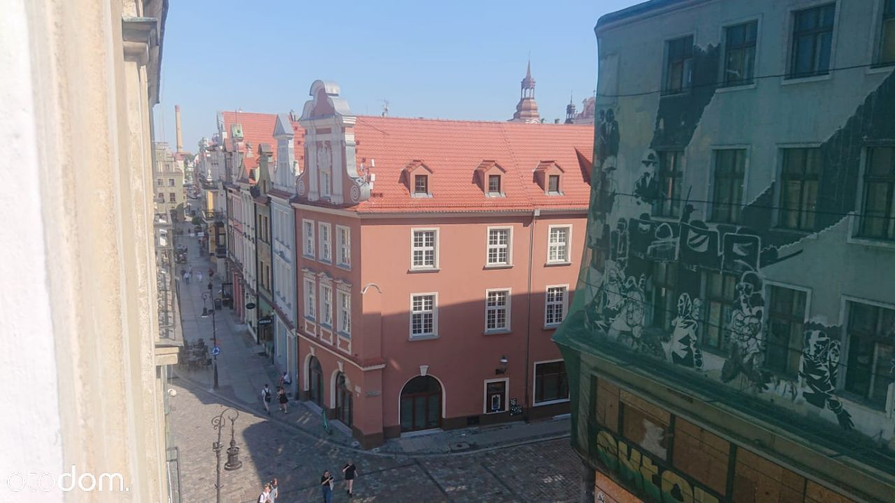 Kawalerka na wynajem w centrum Poznania