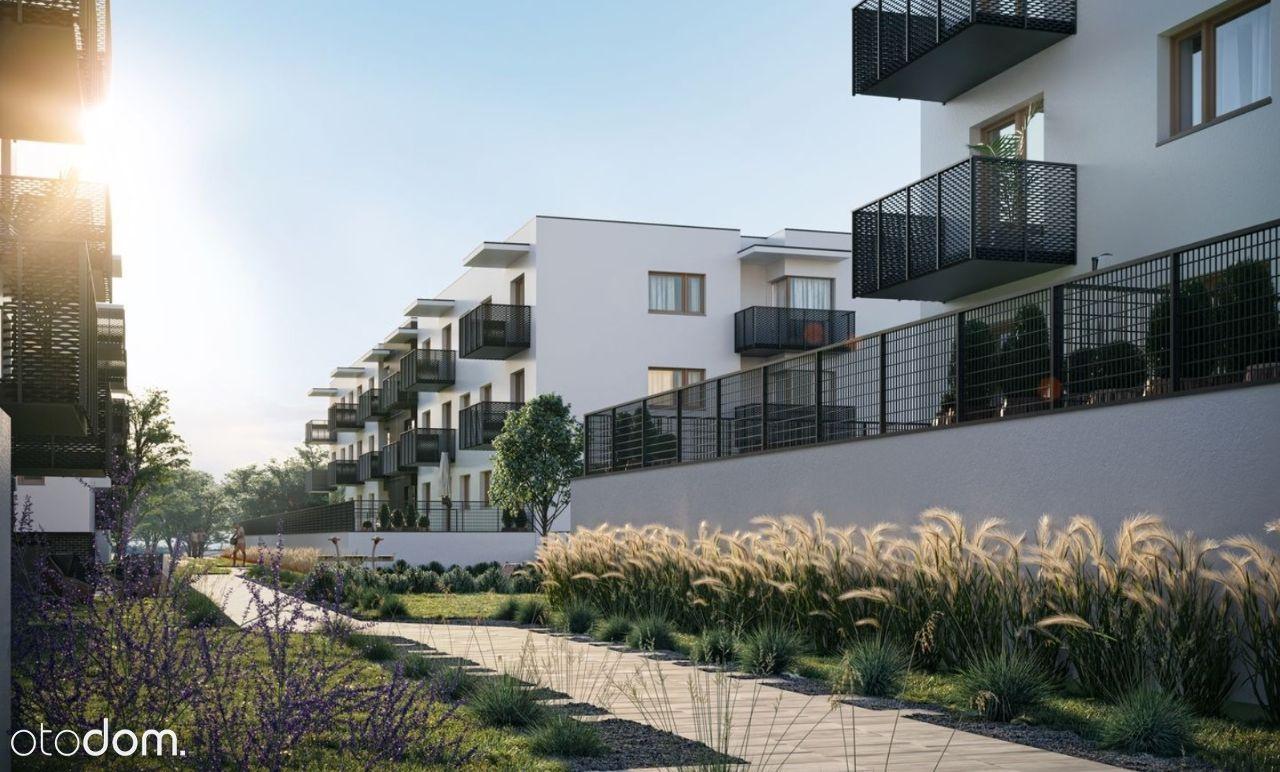 Komfortowe mieszkanie z ogródkiem 75,41m² KAB-AM1