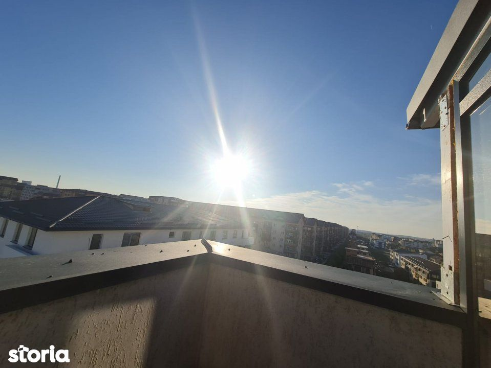 Penthouse 3 Camere Lux 152Mp Militari Residence Comision 0%