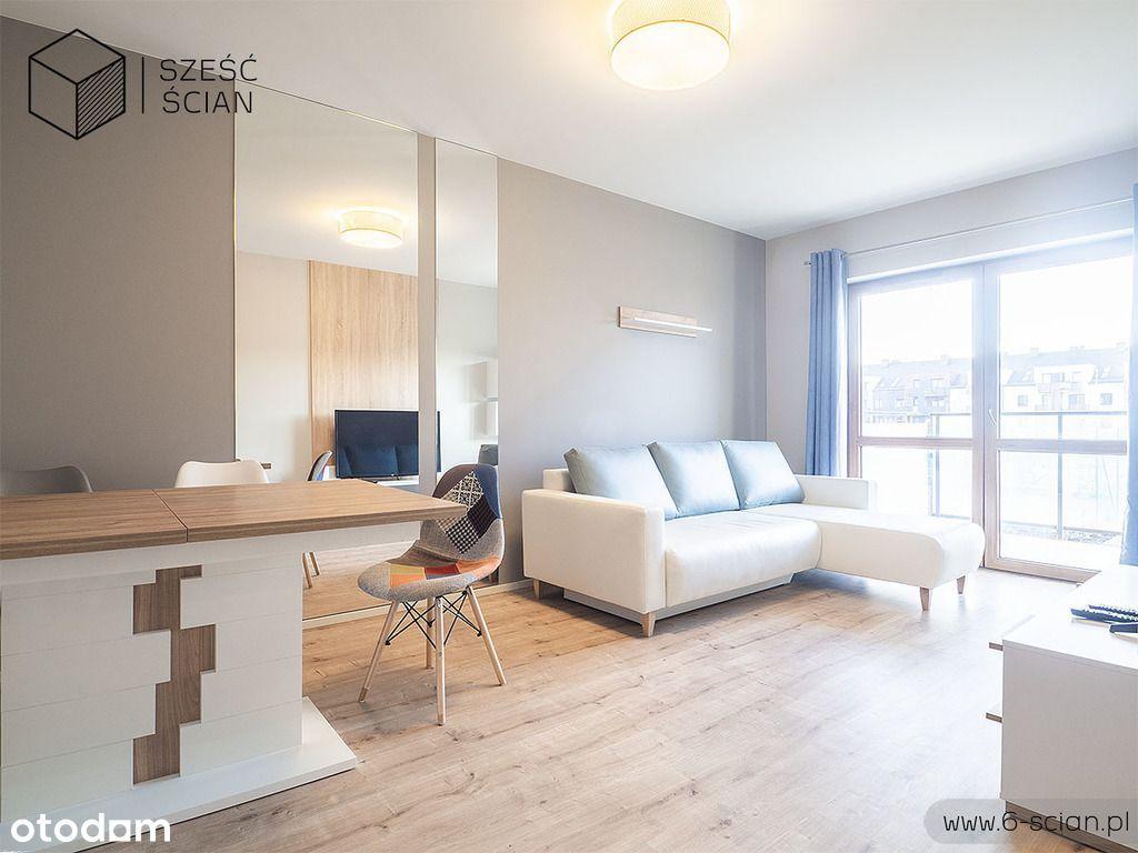 Mieszkanie 2-pok| Rozkład|2 balkony| Kawalerzystów