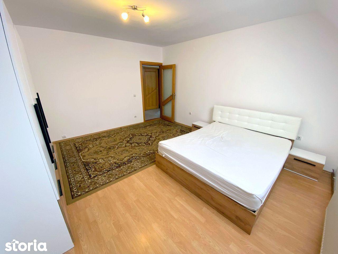 2 dormitoare, decomandate, in imobil nou, mobilat modern, in Marasti