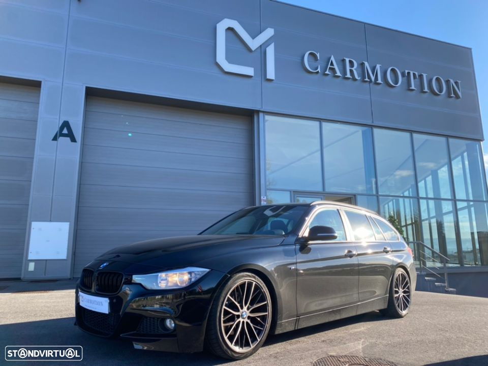 BMW 320 d Touring Auto Pack M - 33