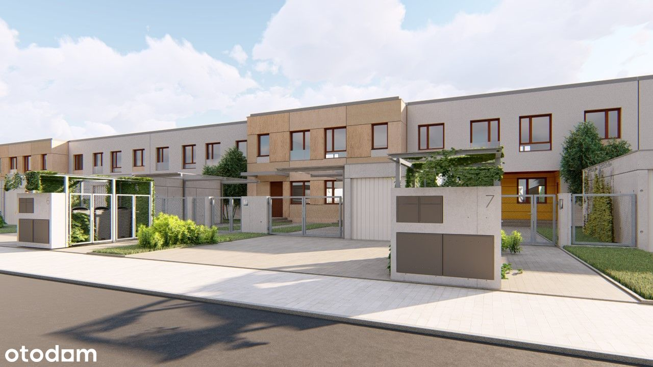 Dom 125,m2 - duża przestrzeń - z ogrodem i garażem