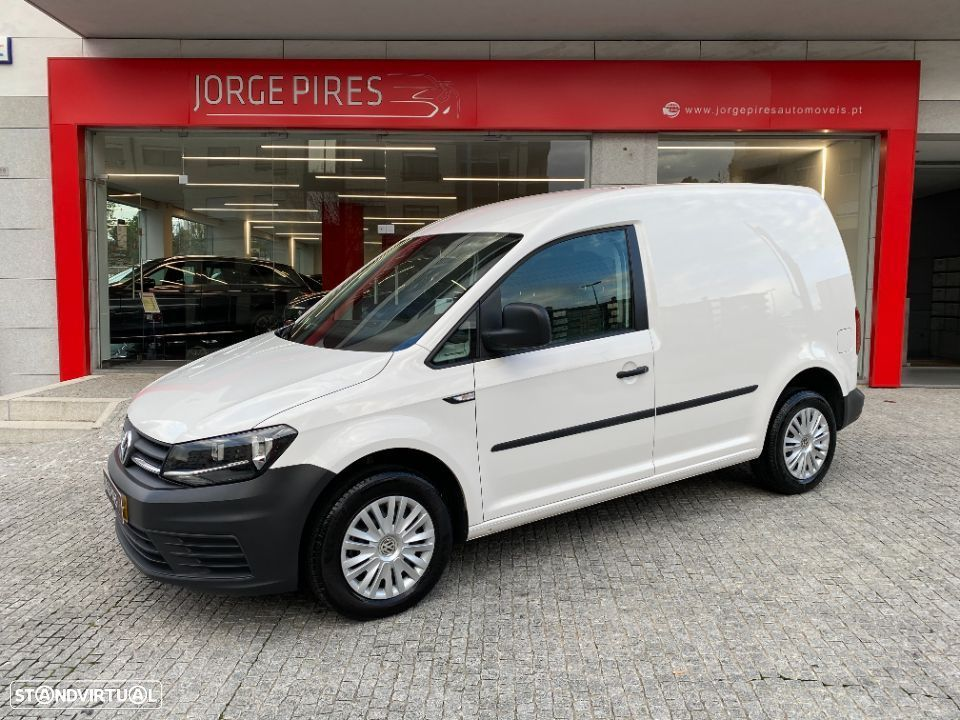 VW CADDY 2.0 TDI - IVA DEDUTIVEL - 1