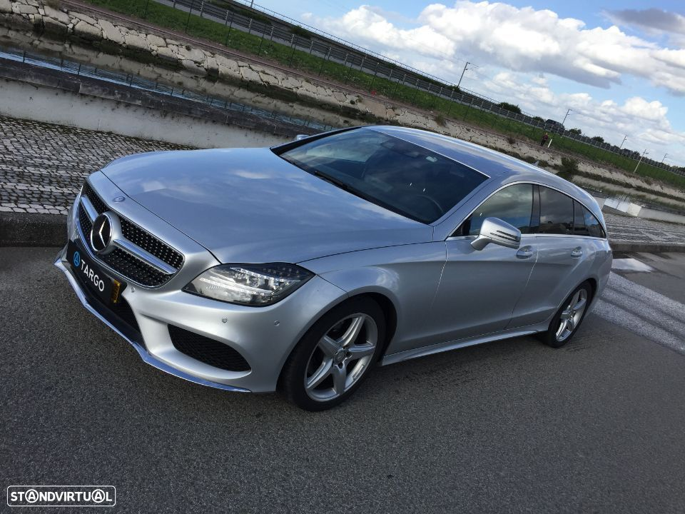 Mercedes-Benz CLS 250 BlueTEC - 4