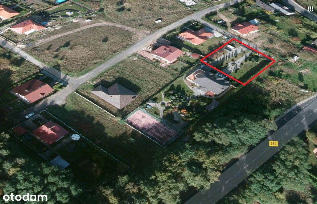 Działka budowlana,pow. 900 m², Wilkanowo,, gm. Świ