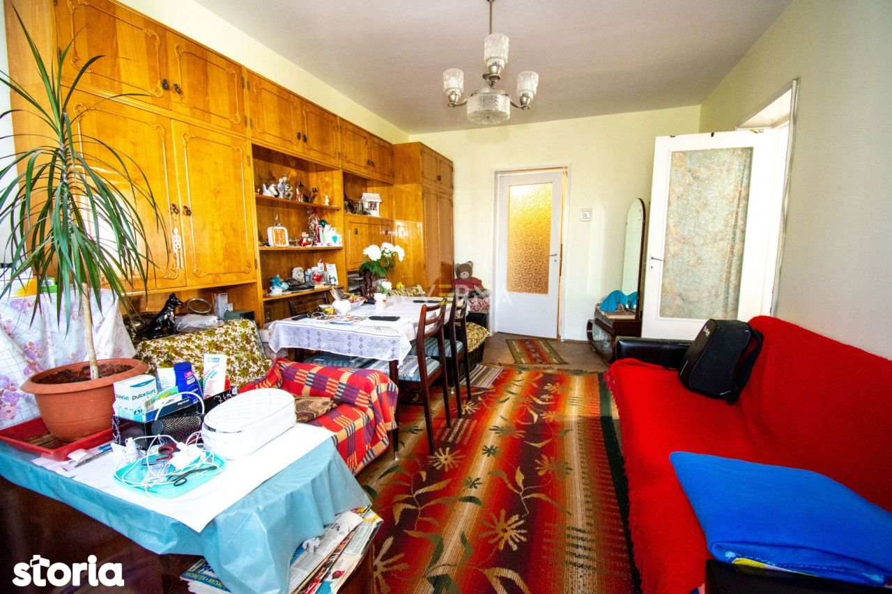 OPORTUNITATE! Apartament 3 camere, zona dining, 66mp, balcon, Manastur