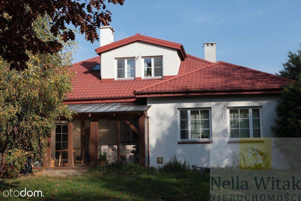 Wspaniały funkcjonalny dom z klimatem, Łomianki